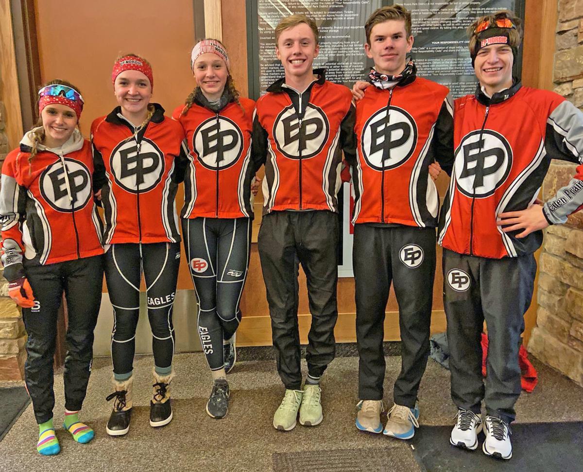 EPHS Nordic ski captains