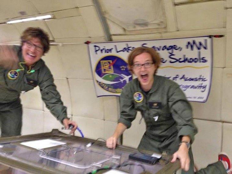 Hidden Oaks Middle School teacher wins Fox 9 Super Science Teacher ...