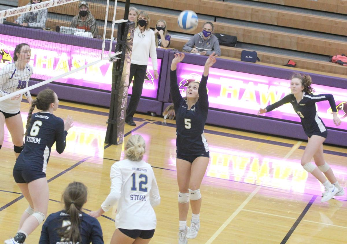 Chan Volleyball - Nordmeyer