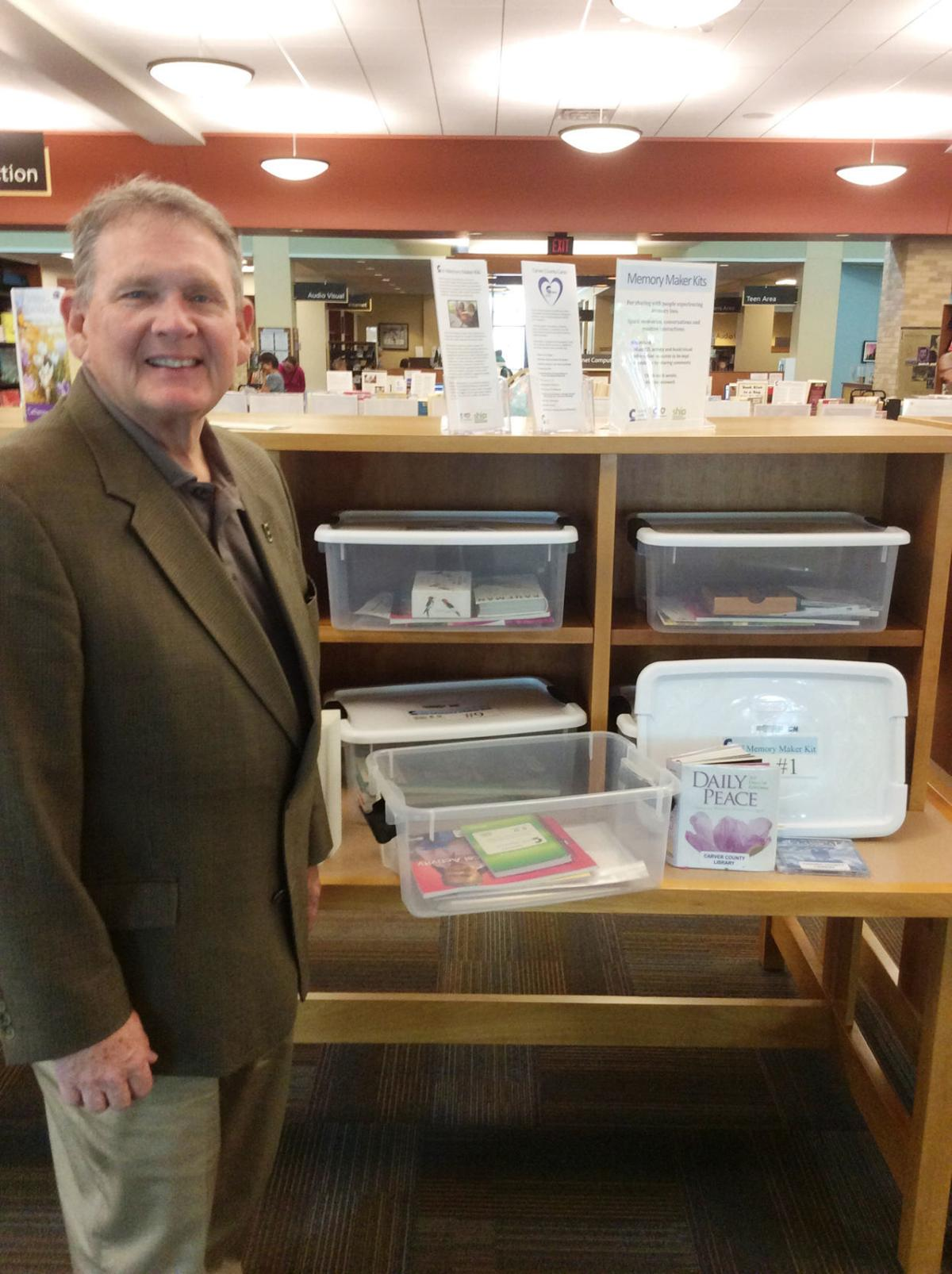 Library: Kits help caregivers of those with memory loss | Opinion ...