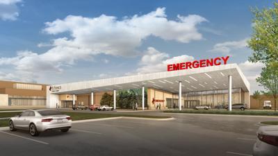 St. Francis Medical Center expansion