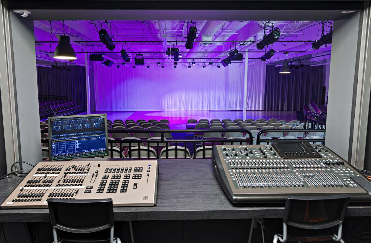 Performing Institute of Minnesota - Sound Board