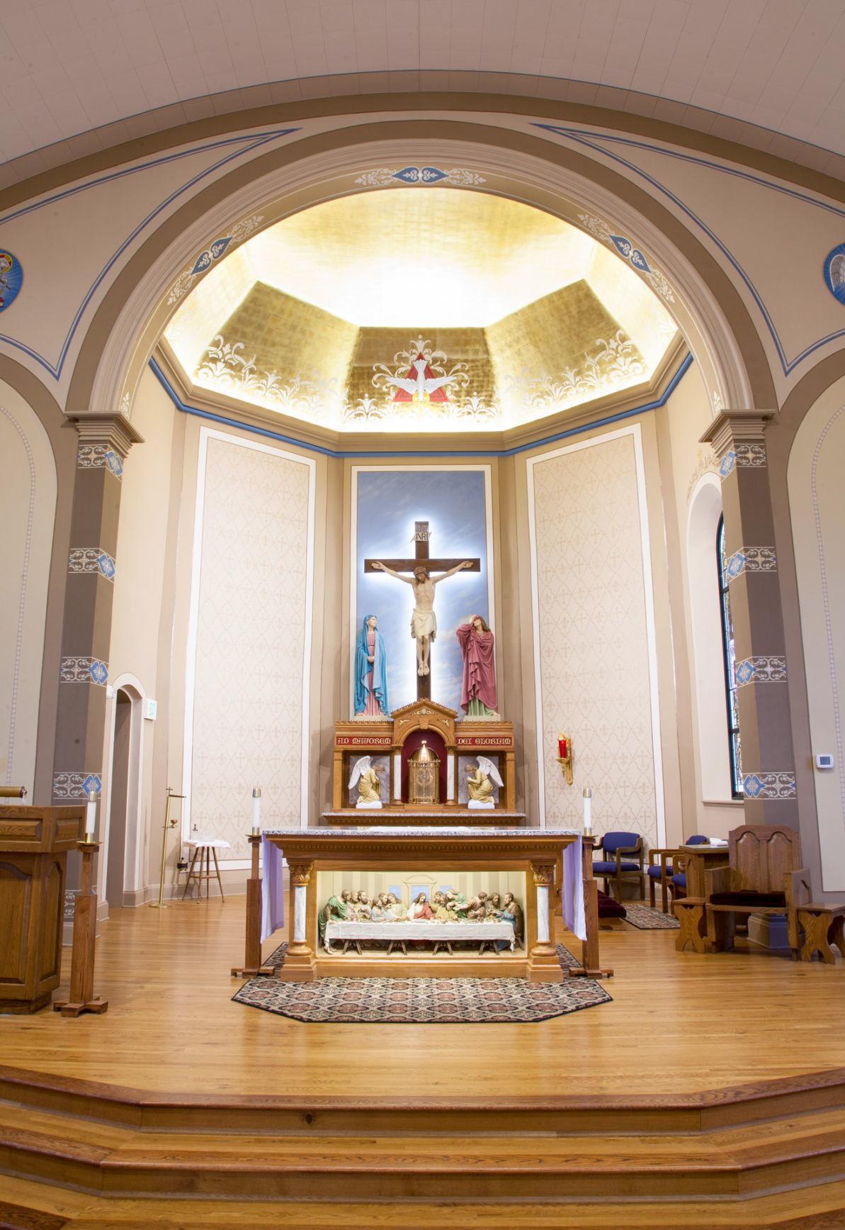 St. Bernard Catholic Church