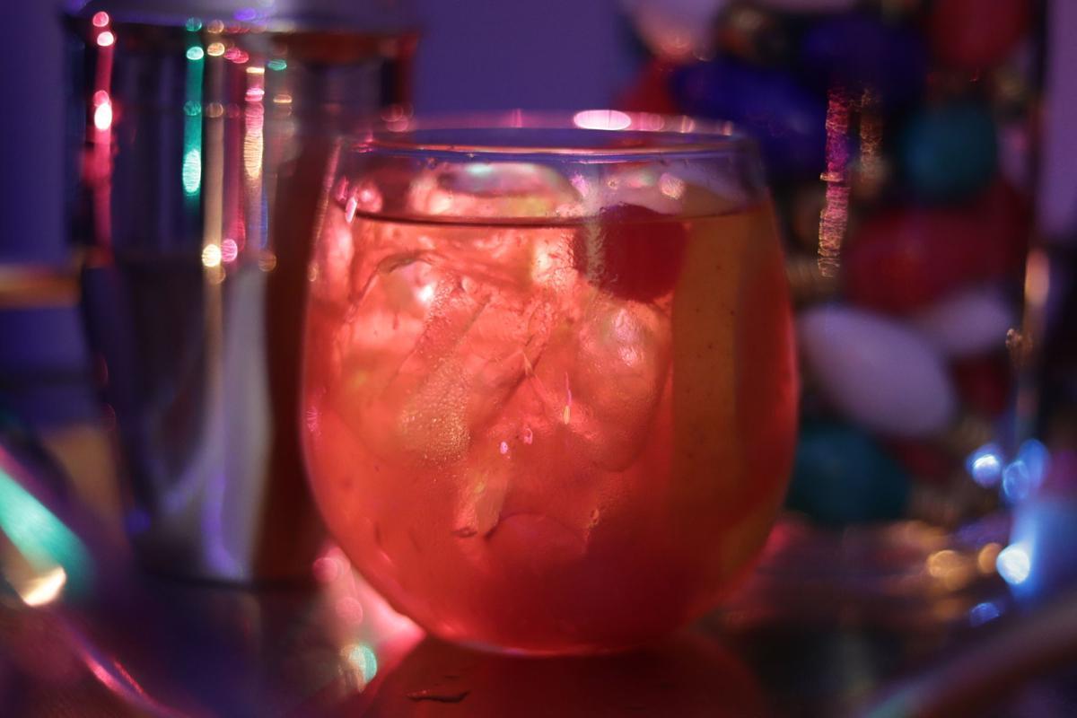 Brandy old fashioned (darker)