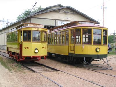 Excelsior streetcar