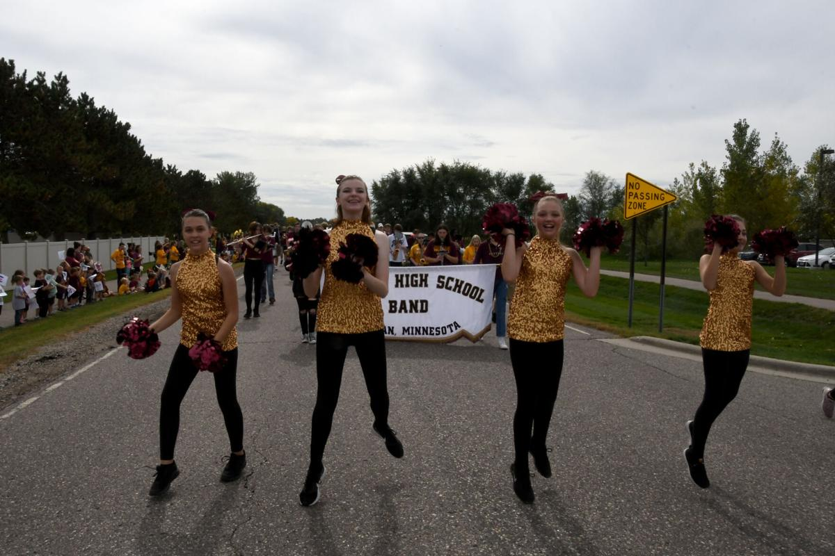 Jordan Homecoming Parade