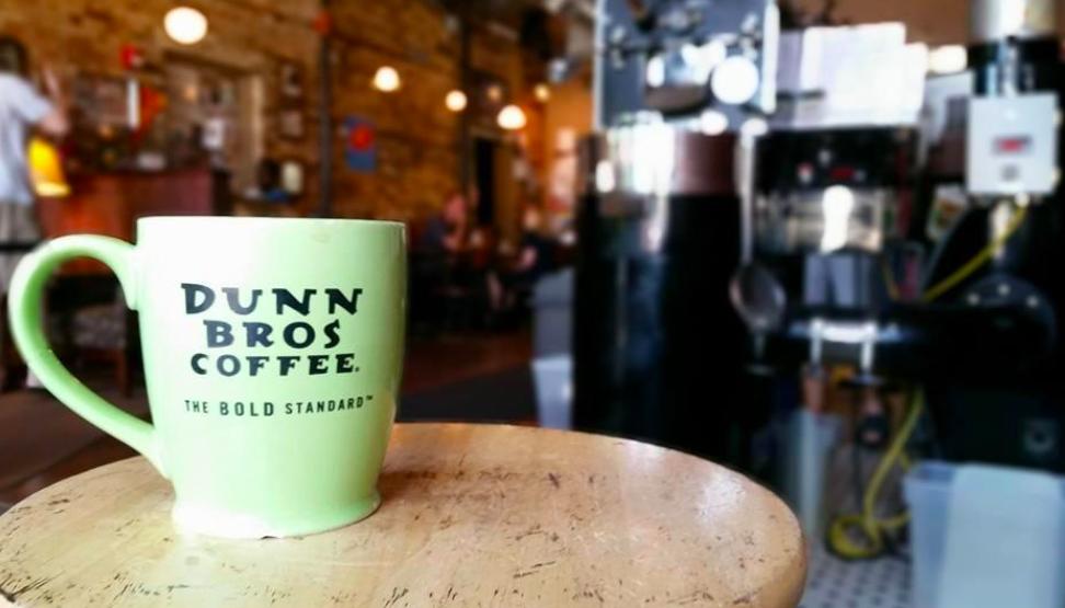 Dunn Brothers Coffee - mug