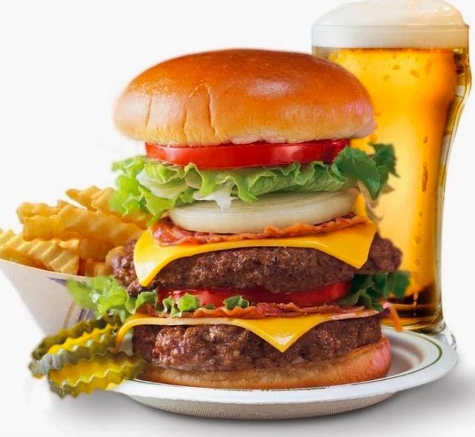 Lions Tap Burger