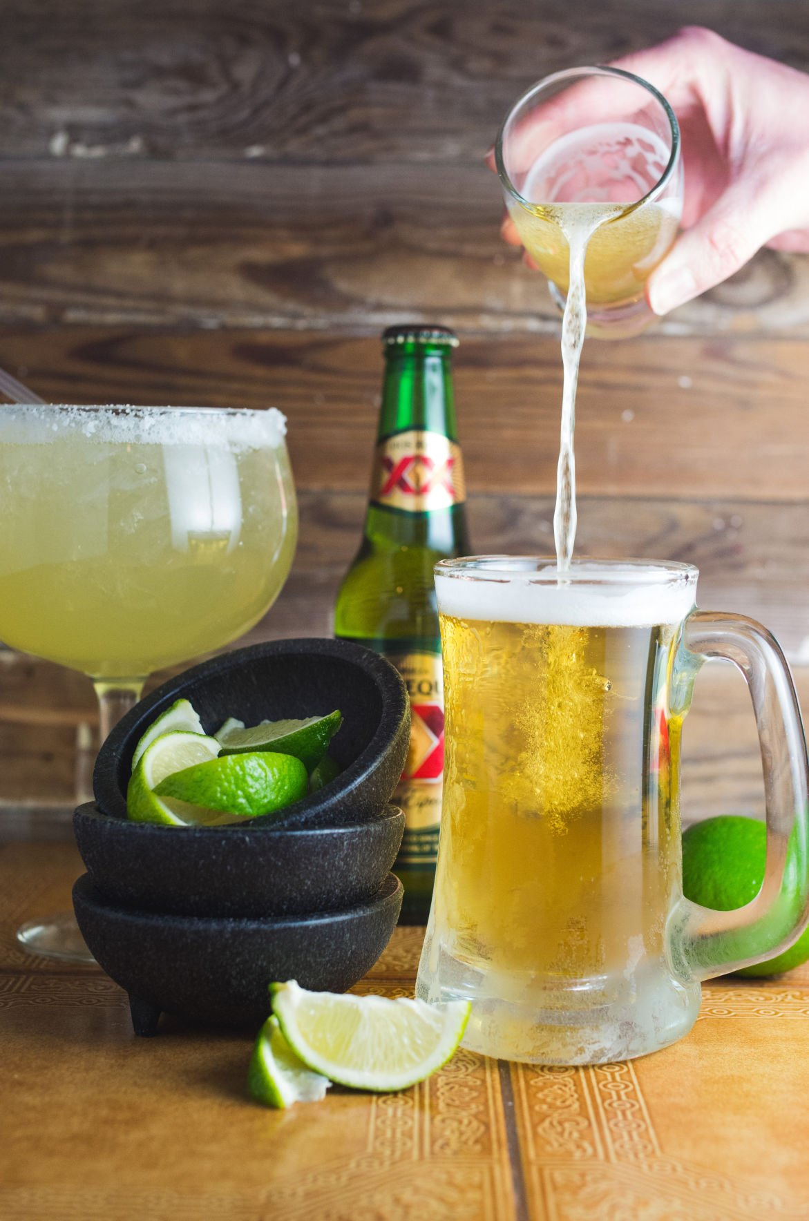 Pablo's Mexican Restaurant - liquor
