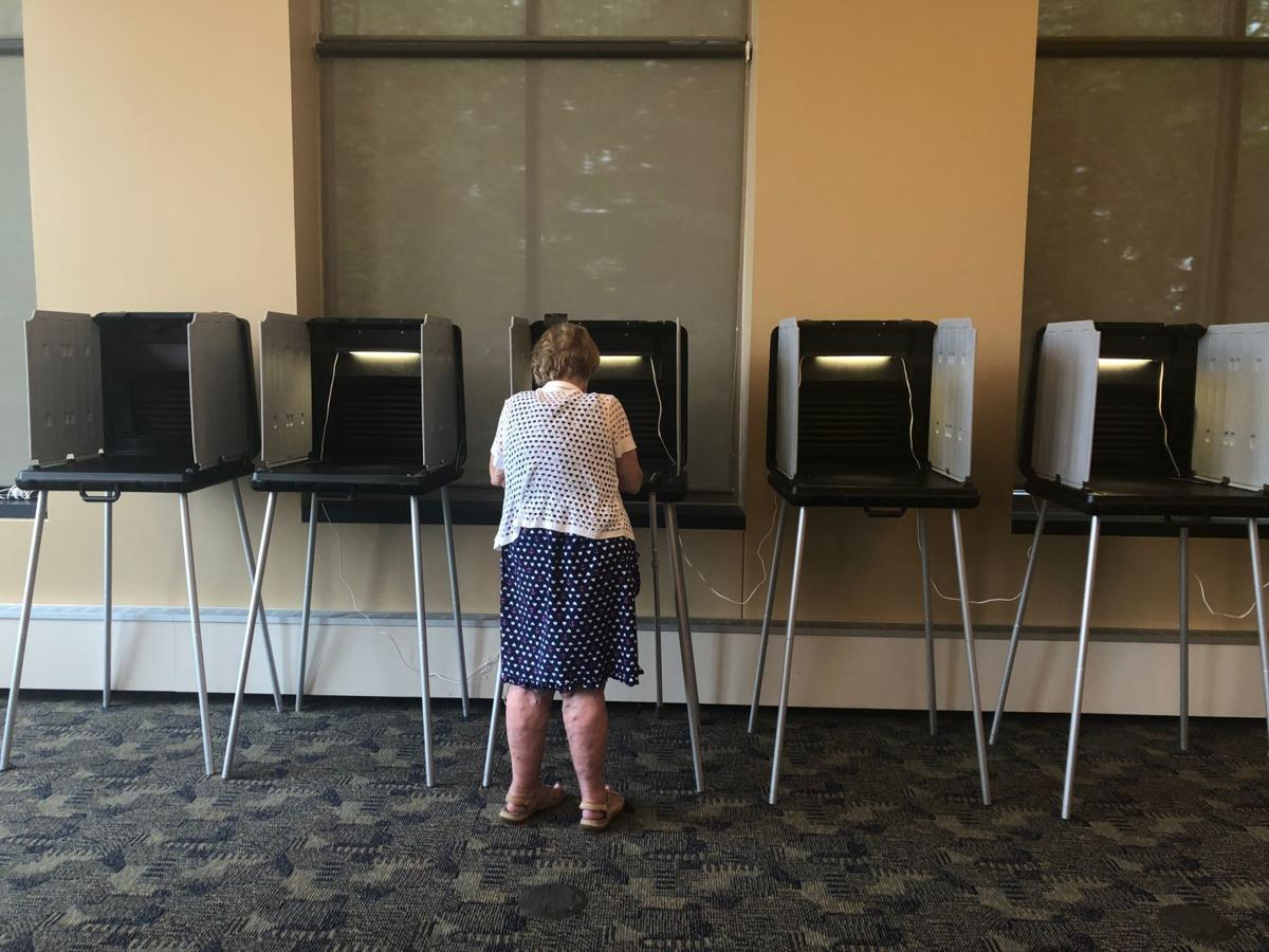 Prior Lake voter