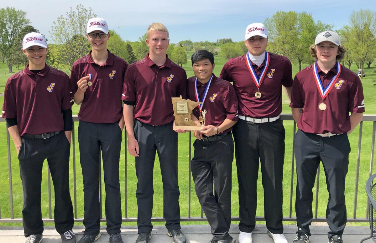 Jordan boys golf