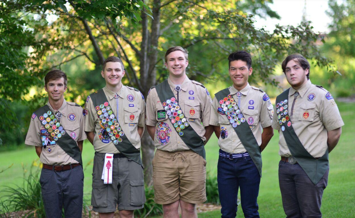 Check out 30 of the coolest Eagle Scout letters I've seen ... |Eagle Scout Politicians