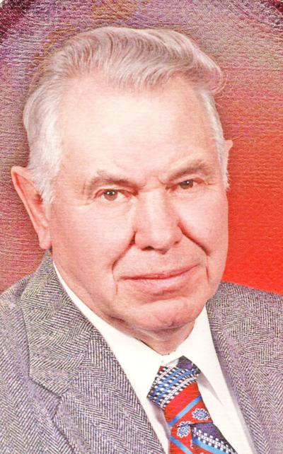 Obituary for Wallace H. Wickenhauser