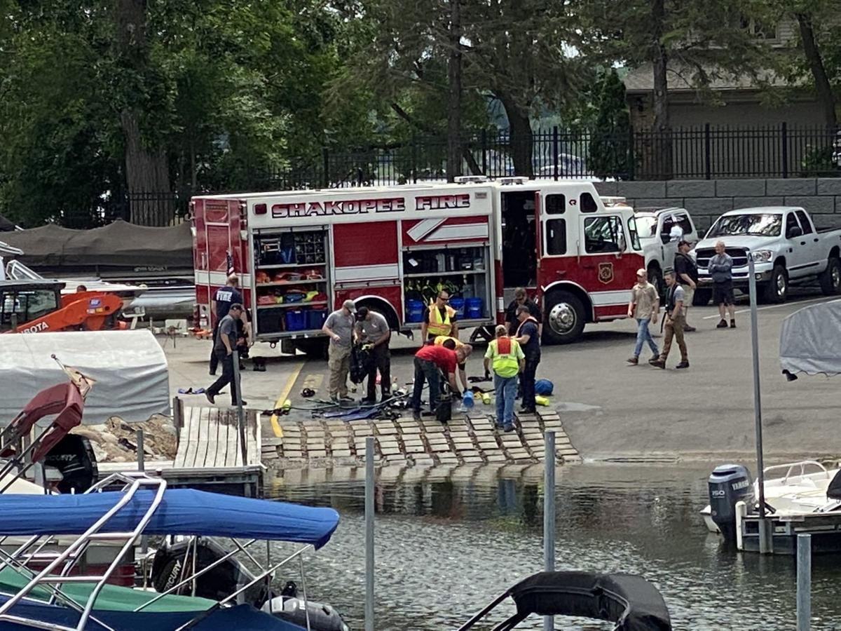 Body recovered on Prior Lake