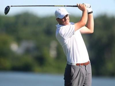 middle of the pack for former blaze golfer sports