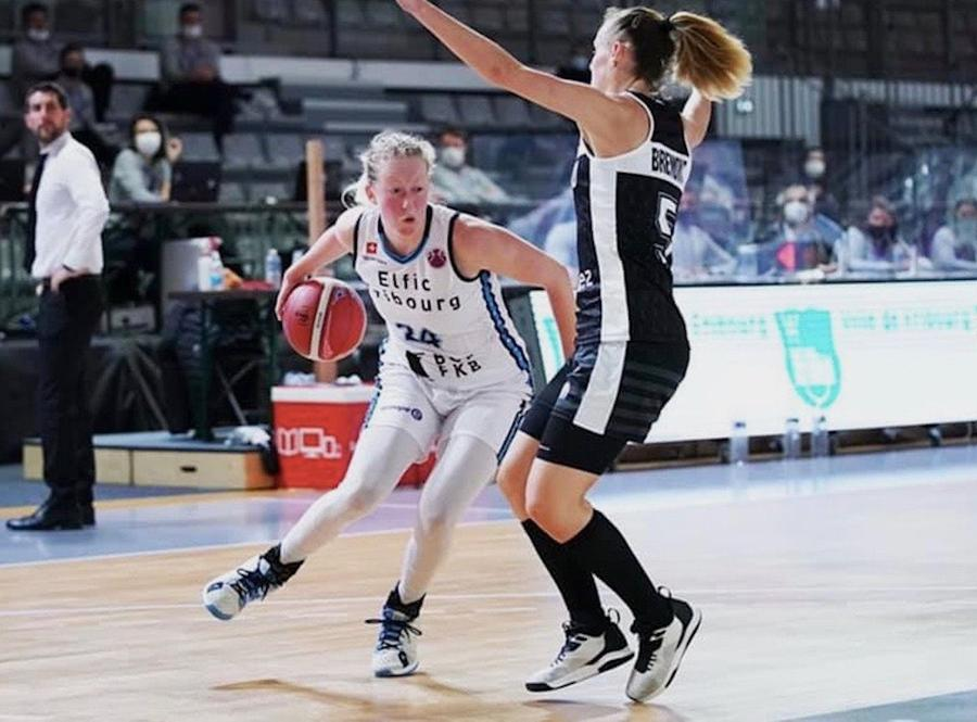 Taylor Koenen taking her game to another level in Europe