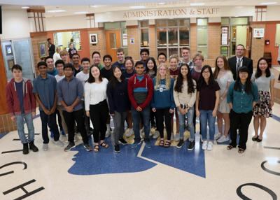 Wayzata High School National Merit Scholar Semifinalists