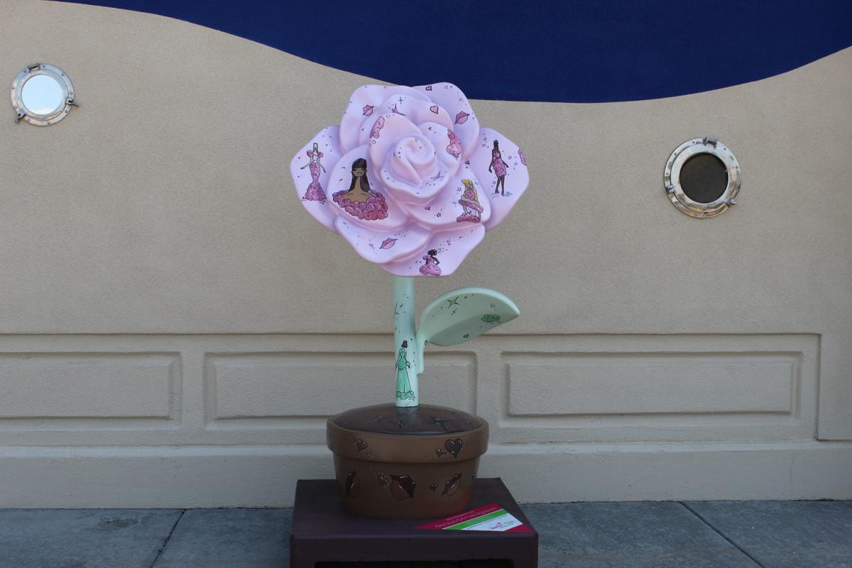 Straub Rose 1