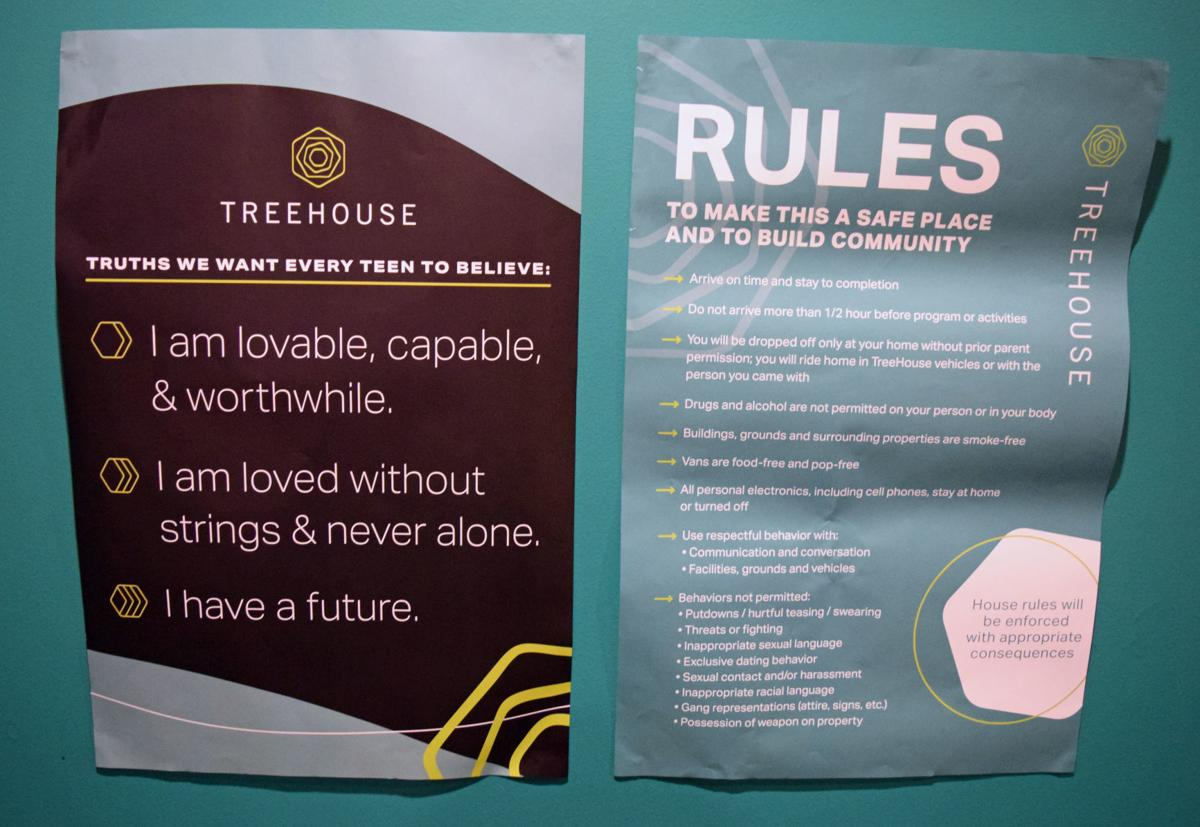 Treehouse rules