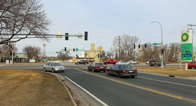 Lynn Avenue at Highway 13 West