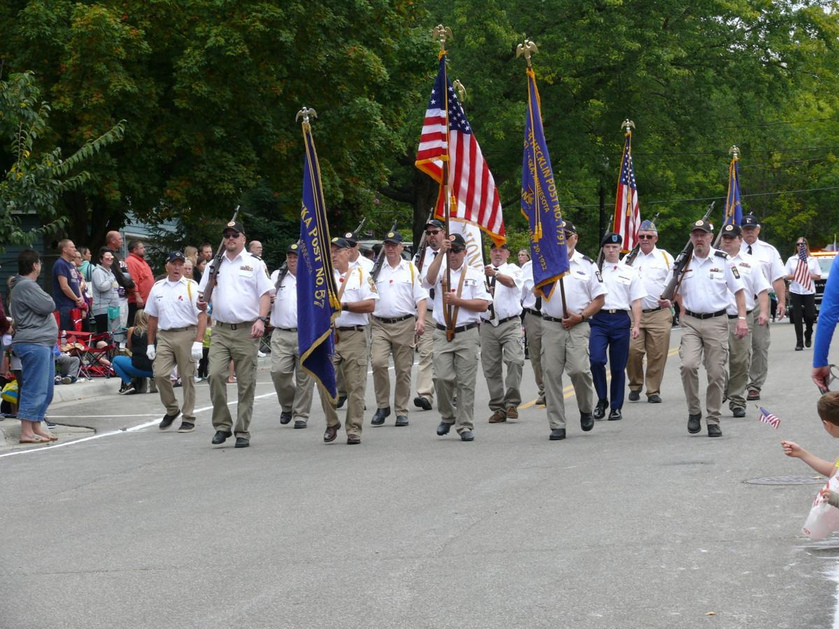 Legion at Steamboat Days