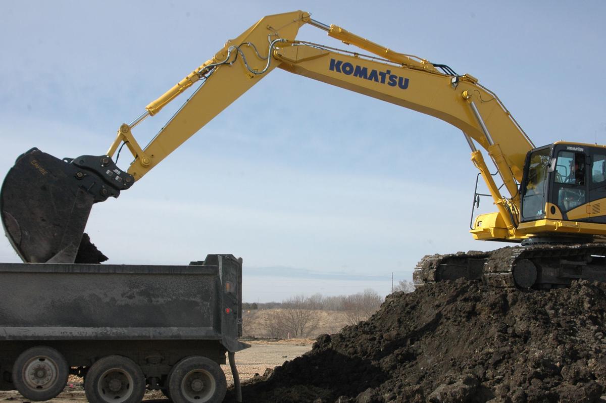 construction begins april 9 on highway 13 county road 42 news. Black Bedroom Furniture Sets. Home Design Ideas