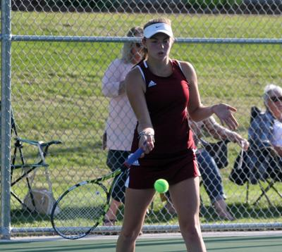Jordan girls tennis