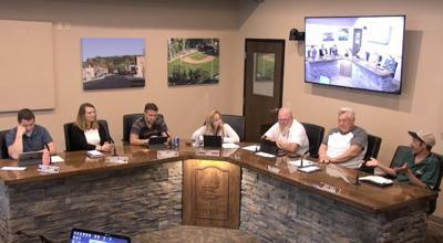 Councilman Will addresses Mayor Velishek
