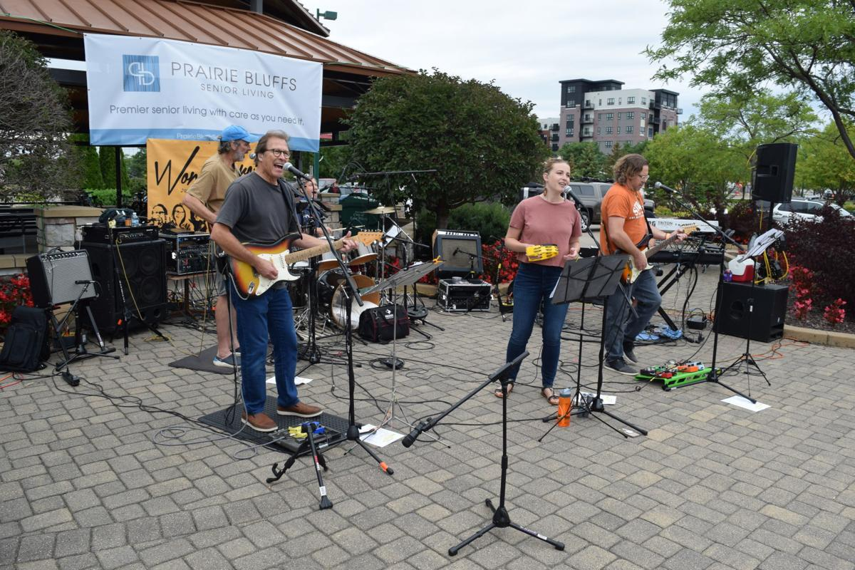 Prairie brewfest band