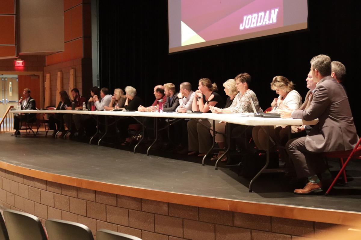 Jordan referendum q&a panel