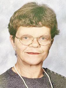 Obituary for Bunny Geis