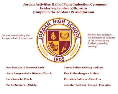 Jordan Hall of Fame