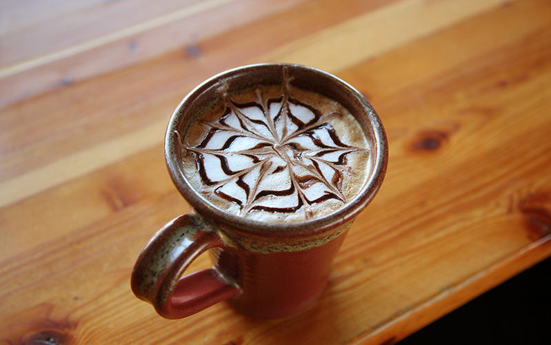 Mocha Monkey - coffee