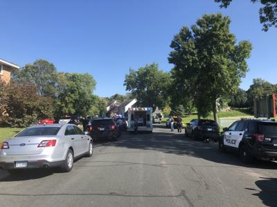 Harrison Street incident