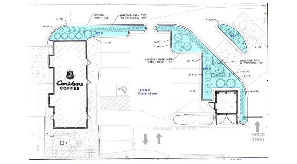 Jordan caribou site plan