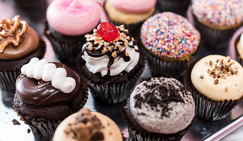 Smallcakes Cupcakery & Creamery - cupcakes