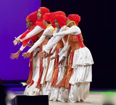 Somali Museum Dance Troupe