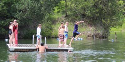 Clayhole raft