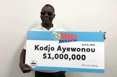 Kodjo Ayewonou mega millions