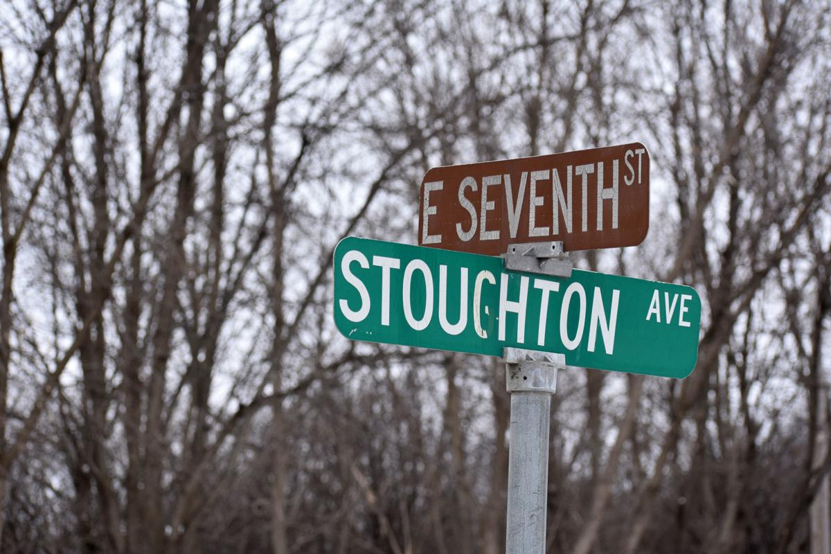 Seventh Street and Stoughton Avenue