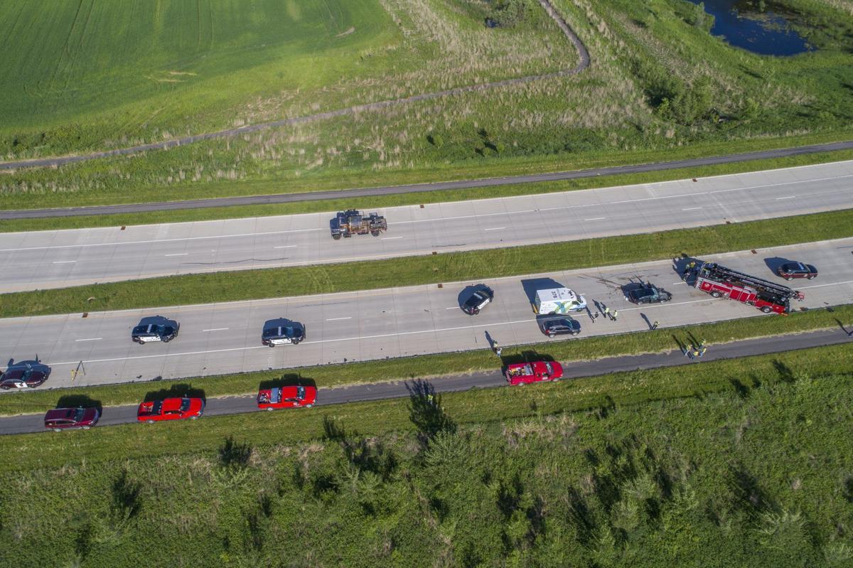 Highway 21 crash