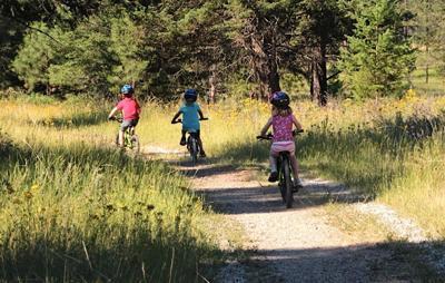 Youth Biking