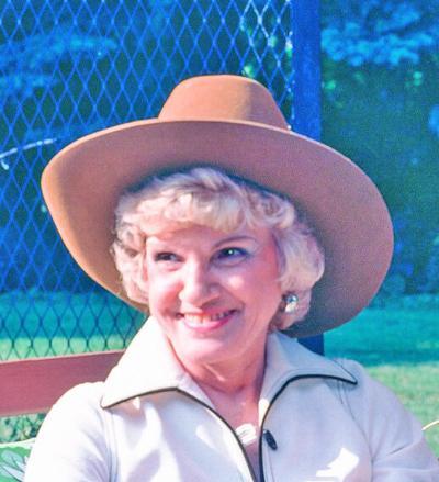 """Obituary for Gertrude J. """"Gert"""" Goetz"""