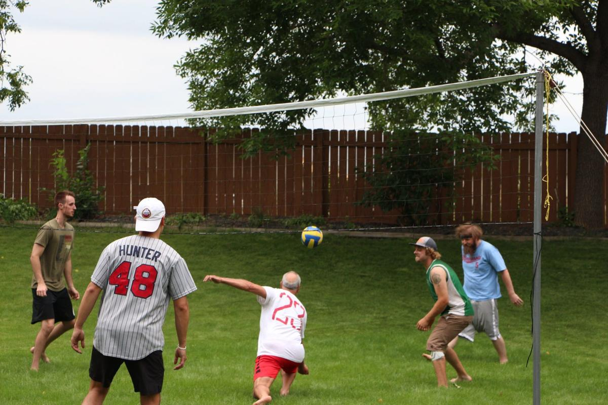 Wing Fling volleyball tournament