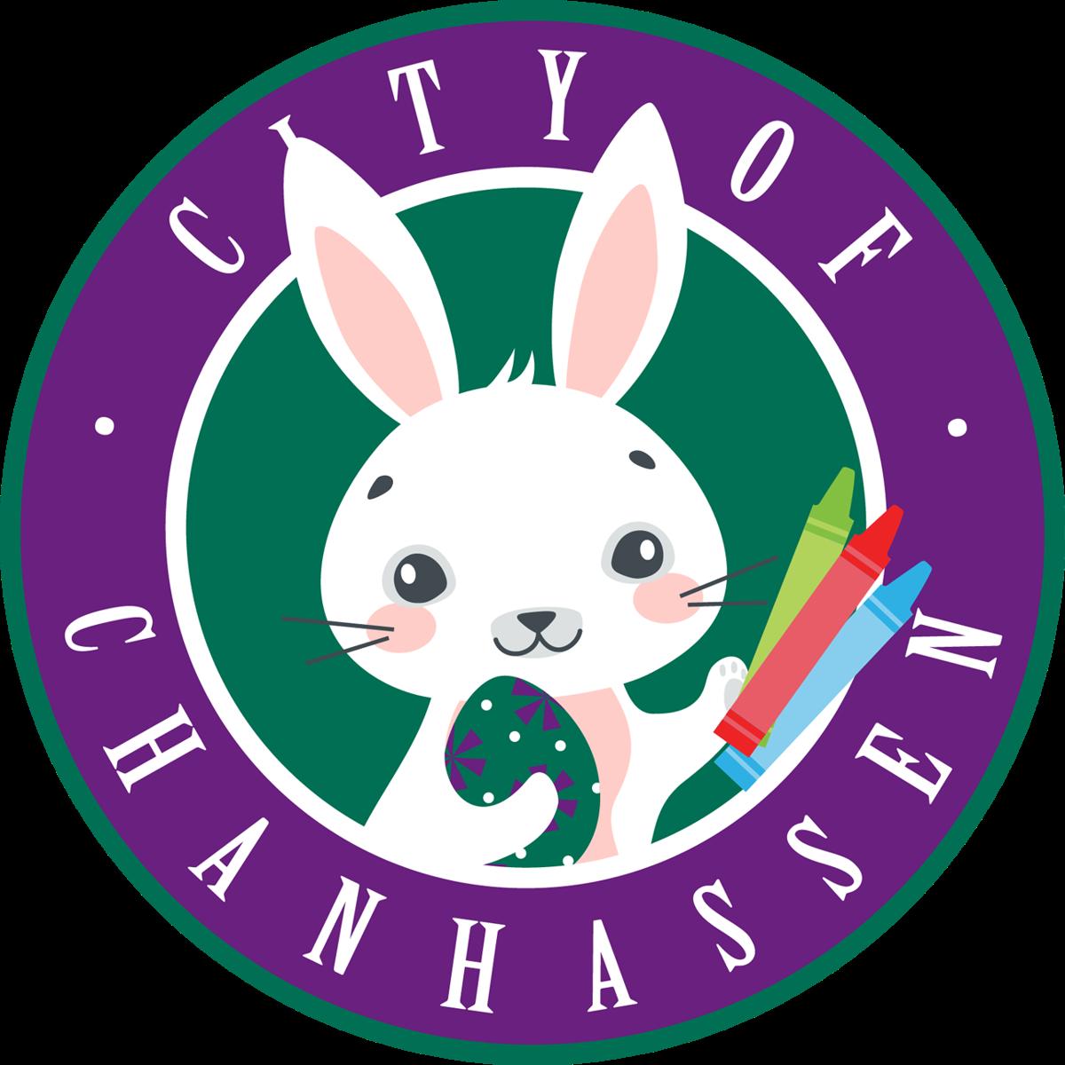 Chan Easter Bunny logo