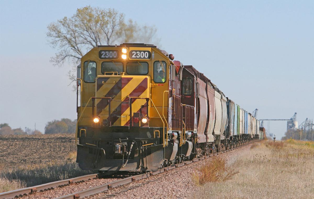 TC&W railroad