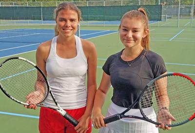 2019 EPHS girls tennis captains
