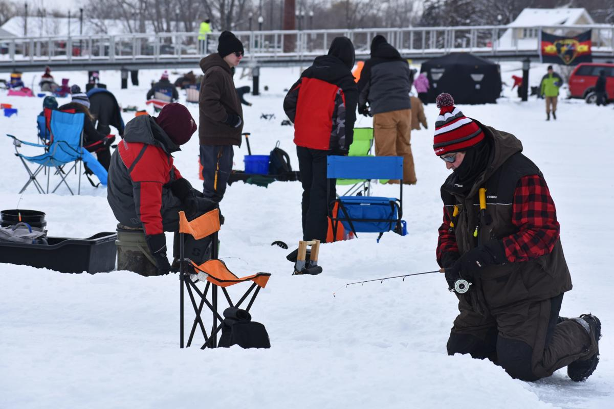 2019 Fire Department Ice Fishing Contest in photos | Chaska