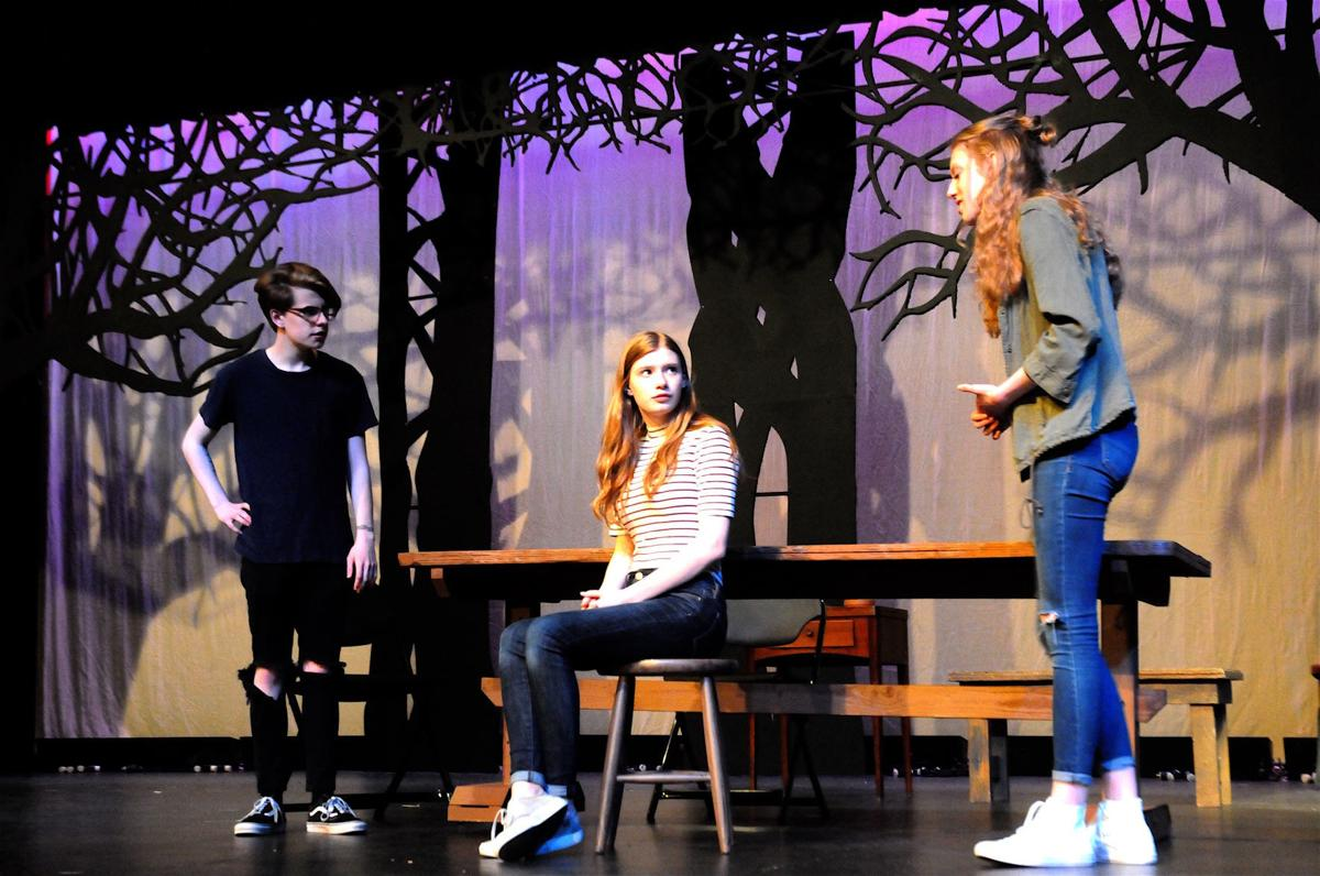 Bhs Students Get Modern Day Lessons In Upcoming Crucible