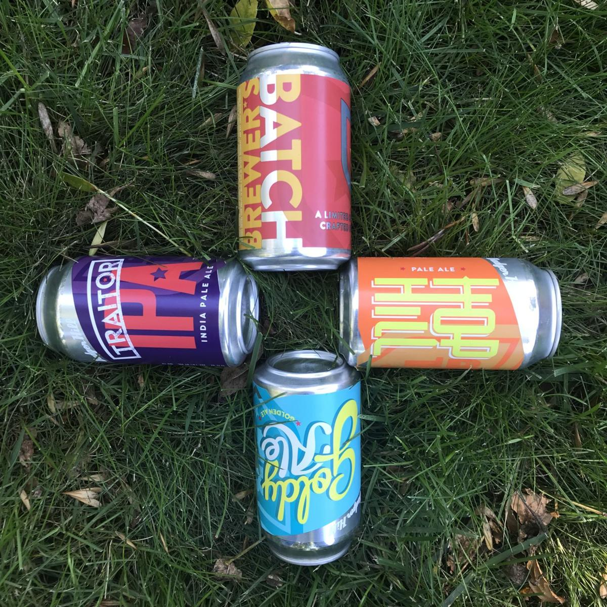 Badger Hill Brewery - beers